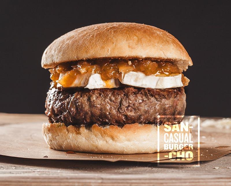 Cabra Burger, Sancho Casual Burger en Granada